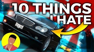 10 Things I Hate About Forza Horizon 4