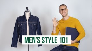 Essential Styling Guide | Tips & Tricks for Men's Fashion
