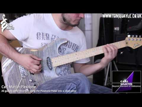 Carl Martin Plexitone Demo - Tom Quayle