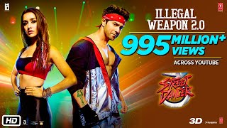 Illegal Weapon 2.0 – Jasmine Sandlas – Garry Sandhu – Street Dancer 3D Video HD
