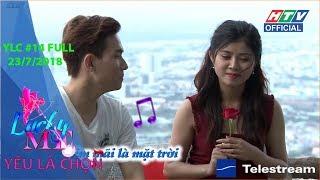 HTV YÊU LÀ CHỌN 2 | Cái kết đẹp | YLC #14 FULL | 23/7/2018