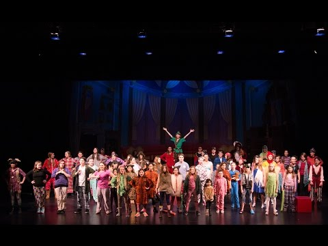 MTC Players Peter Pan - Dec. 14, 2014 at the Mandell Theater