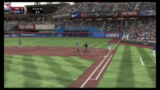 MLB 18 The Show Mets Franchise - Game 43