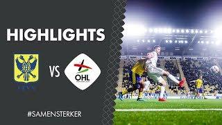 Highlights Sint-Truiden-OHL (2-0)