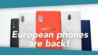 How European Phone Brands Are Making a Comeback