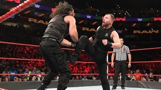 Ups And Downs From Last Night's WWE RAW (Oct 15)
