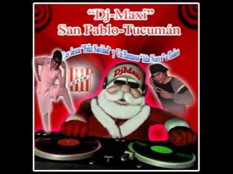 MEGA HOMENAJE A LEO MATTIOLI   DJ MAXI SAN PABLO TUCUMAN