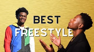 Best Freestyle? (Joey Bada$$/Ugly God/Meek Mill/Migos/Dave East)