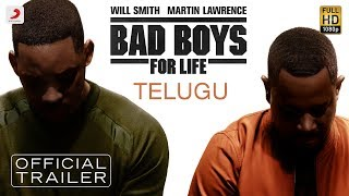 Bad Boys for Life- Official Telugu Trailer- Will Smith &am..