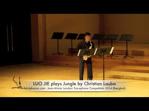 LUO JIE plays Jungle by Christian Lauba