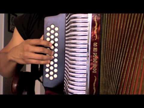 Nació mi poesia Tutorial de acordeon