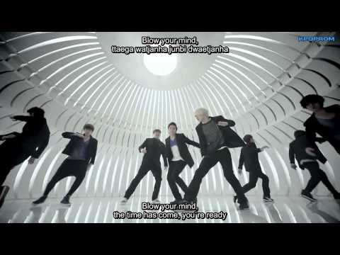 Super Junior - Mr Simple MV Eng Sub & Romanization Lyrics