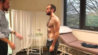 Clinical Examination of - The Shoulder