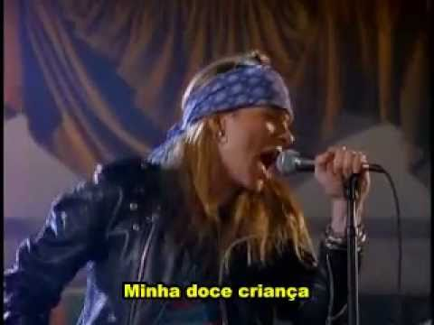Baixar Guns N' Roses - Sweet Child O' Mine(Legendado)