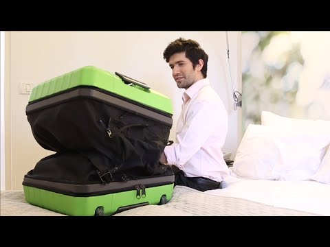 Куфер – трасформер, кој ќе ви се најде при секое патување