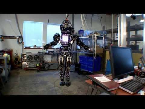 Atlas - nowy robot DARPA