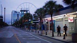 Myrtle Beach braces for Hurricane Florence