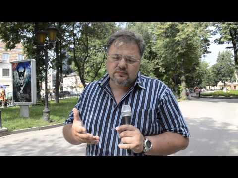 Журналіст Руслан Коцаба про своє перебування в зоні АТО