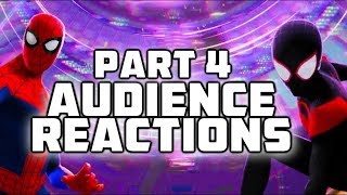 {Part 4/4} Spider-Man: Into The Spider Verse {SPOILERS}: Audience Reactions | December 8, 2018