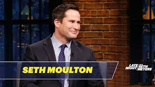 Congressman Seth Moulton Was a TV Celebrity in Iraq