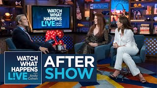 After Show: Molly Shannon Describes Sneaking On A Plane | WWHL