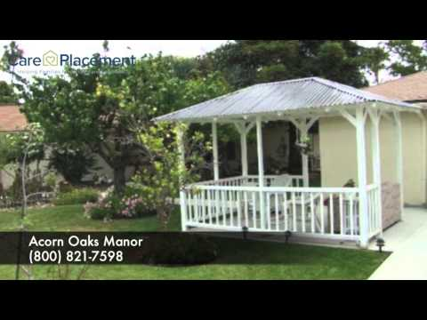 Aacorn Oaks Manor Assisted Living in San Diego