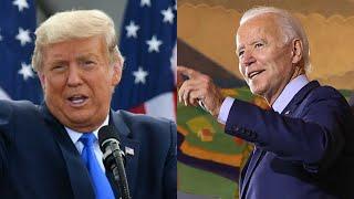 Así fueron los foros de Donald Trump y Joe Biden para convencer a sus votantes