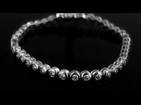 Browns Family Jewellers Diamond Tennis Bracelet