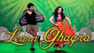 Madhuri Dixit teaches 'Ghagra!'