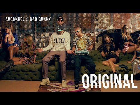 Arcangel ➕ Bad Bunny - Original [Official Video]