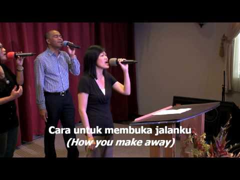 Tuhan Tak Pernah Gagal, Aku Percaya worship led by Gretchen Lee-Trisna