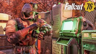 Fallout 76 releases inventory update