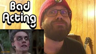 The Best of Bad Acting Reaction!!!