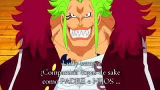Luffy y sus 5600 hombres