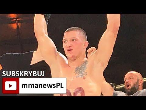 """Sebastian Kotwica po wygranej z Uulu: """"Moim celem jest UFC!"""" (+wywiad)"""