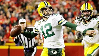 Aaron Rodgers' Best Play from Every Game of the 2019 Season