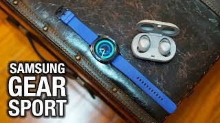 5 cool things about the Samsung Gear Sport / IconX 2018 | Pocketnow