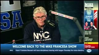 Mike Francesa Caller asks if Vince Lombardi should coach the Knicks