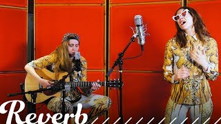 """Kate Nash """"Life in Pink"""" Acoustic Live Performance   Reverb Sessions"""