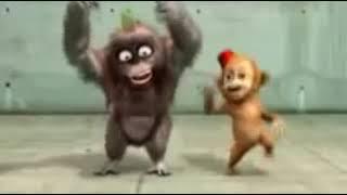 monkey fart song