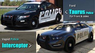 GTA V Police Vehicles VS Real Police Vehicles   All Police Cars, SUVs, etc