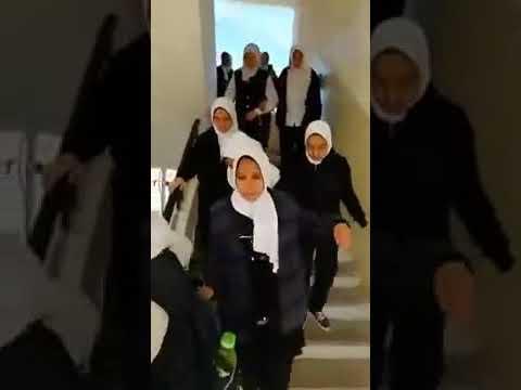 خطة اخلاء مدرسة عشماوى الاعدادية بنات - إدارة حدائق القبة التعليمية