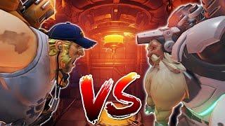 [Overwatch] Torbjörn Vs. Torbjörn!