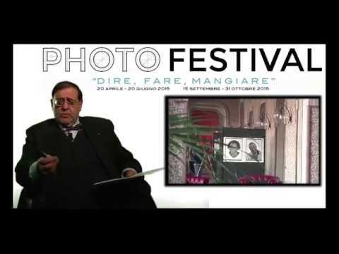 Presentazione del Photofestival 2015