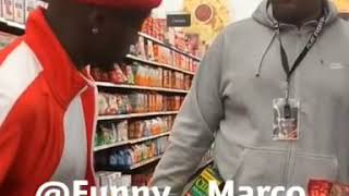 Try Not to Laugh Funny  A Marco Grocery Store Pranks