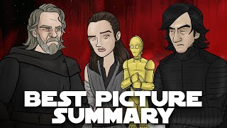 Star Wars - Best Picture Summary - Oscars 2018