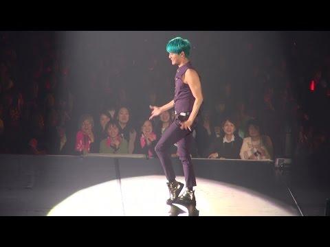 150326 XIA 3rd Concert in TOKYO- Genie Time -Dance medley- 준수 Junsu