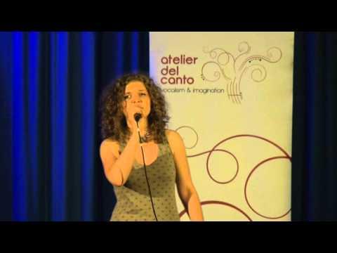 Concerto di Fine Anno 2015 | Sara Camagni canta Overjoyed (Stevie Wonder)