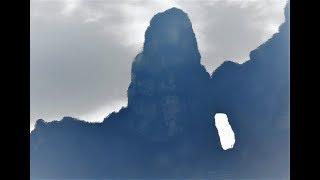 JWTT: China-Tianmen Mountain-99 Turns-Jan 2018