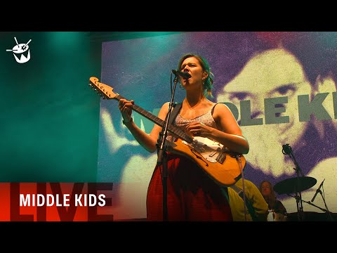 Middle Kids - 'Edge of Town' (live at triple j's One Night Stand)